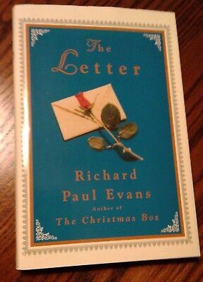 Christmas Box: The Letter Bk. 3 by Richard Evans (1997, Hardcover) 9780684834726   eBay