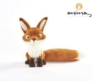 Anima 20100 Fuchs Renard 20 cm Der kleine Prinz Kuscheltier Plüschtier
