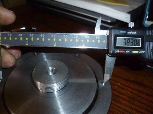C124 DODGE RAM CUMMINS® 2500 3500 5.9 L 6.7 FAN HUB ADAPTER for VISCOUS CLUTCH