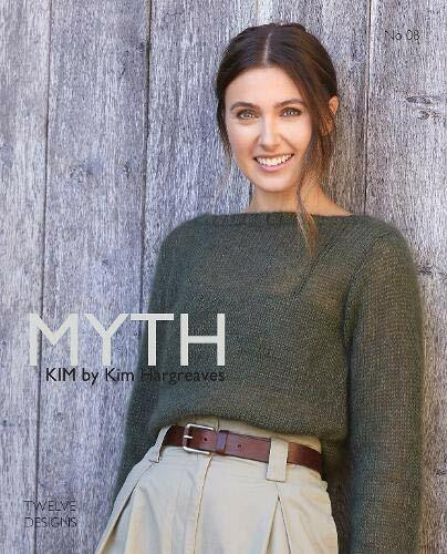 Myth by KIM HARGREAVES KNITTING PATTERN BOOK