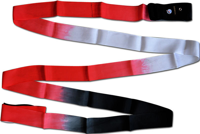 PASTORELLI  Rhythmic Gymnastics shaded ribbon 5 m  choices with low price