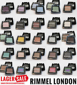 Rimmel-London-Colour-Rush-Mono-Eye-Shadow-Lidschatten-Palette-Schminke-NEU