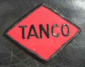 TANCO-EMBROIDERED-SEW-ON-PATCH-BADGE-ADVERTISING-UNIFORM-HAT-SHIRT-JACKET-4-034-x-3