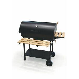 Galileo Bbq Barbecue Rettangolare Con Coperchio 108X70X100