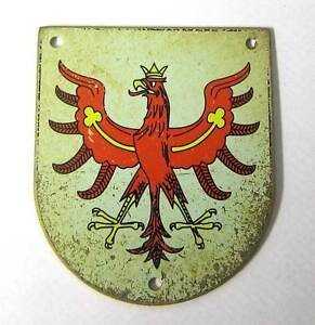 German-U-Boat-Cap-Hat-Badge-Emblem-U256-Wilhelm-Brauel-U-975-U-3530-WW2-Aged