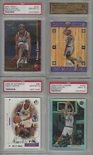 Vince Carter PSA 10 1998-99 Finest non-protected Rookie