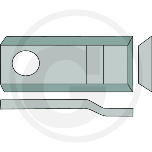 Mähklingen für IHC Kreiselmähwerk Rotorklingen 96 x 40 F3 52506561544 NA SP