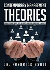 Contemporary Management Theories by Dr Fredrick Ssali (Paperback / softback, 2016)