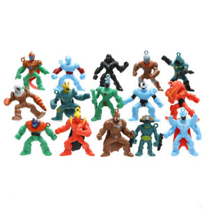 Gormiti-The-Lords-Of-Nature-Return-Monster-15-PCS-Action-Figure-Cake-Topper-Toys