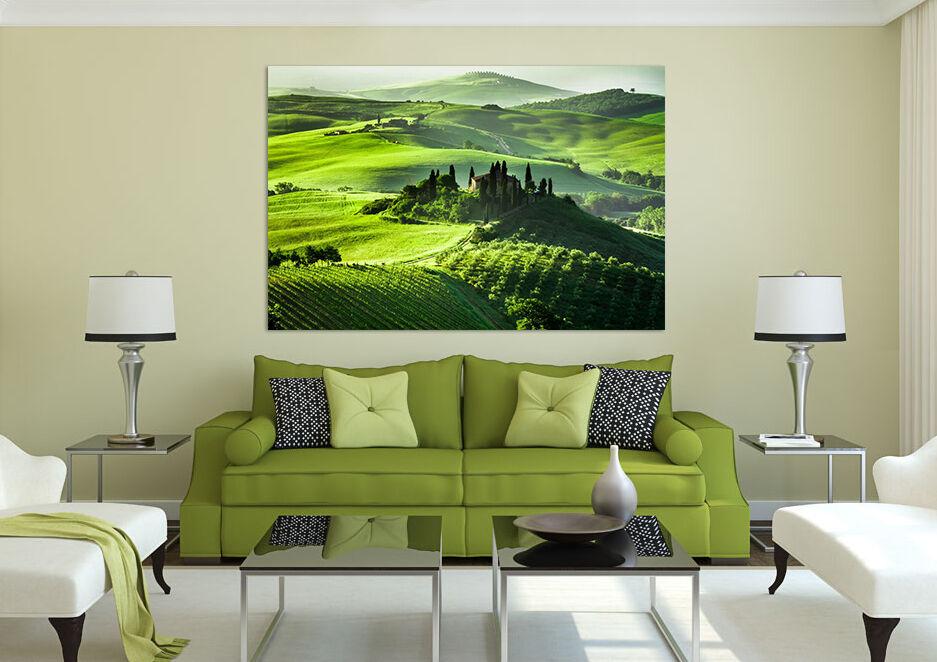 3D Grn berall 42 Fototapeten Wandbild  BildTapete Familie AJSTORE DE