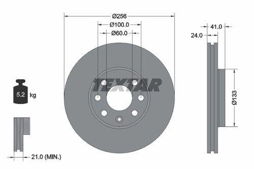 H/&r Ressorts ABE 35 mm 29162-2 VW EOS INCL DCC 1 F Abaissement Ressorts De Sport