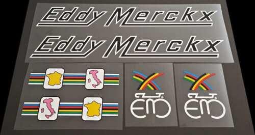sku Eddy-S102 Eddy Merckx Bicycle Decal Set