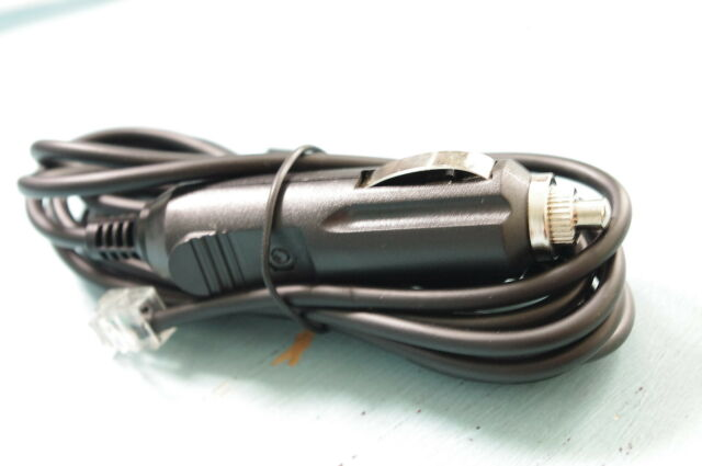 940 Car Power Cord For Beltronics  Vector 995 GX65 V10 RX55 895 RX65 #12FT