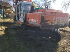 Hitachi Ex 200 Lc Hydraulic Excavator