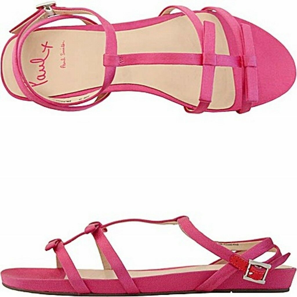 Paul Smith sandalia satén Ondine, Ondine satén sandals