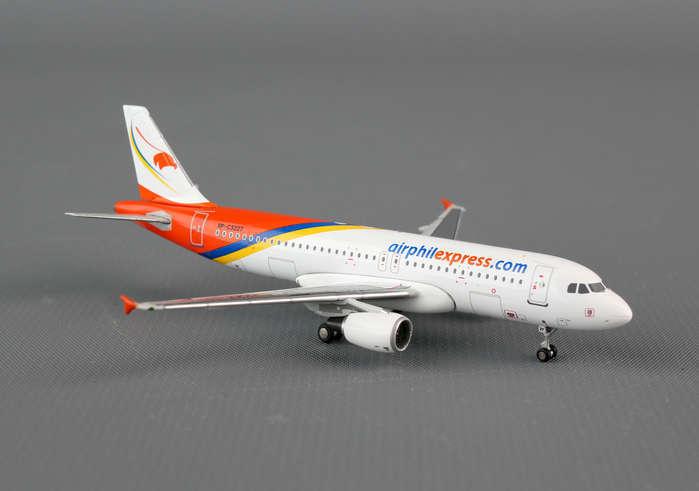 Hay más marcas de productos de alta calidad. Gemini Jets gjgap1129 Aire philexpress Airbus A320-200 A320-200 A320-200 1 400 Escala Reg Nº-c3227  40% de descuento