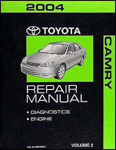 2004 Toyota Camry Repair Manual.pdf - Free Download