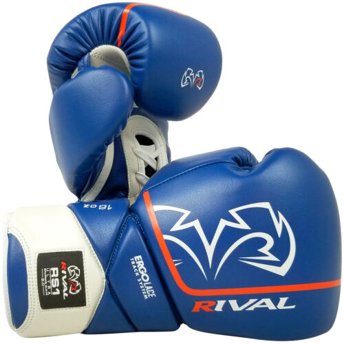 Rival Boxing RS1 2.0 Ultra Pro Lace-Up Sparring Gloves