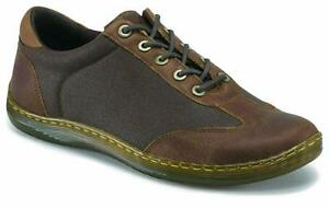 Dr Martens 5 Loch Kaleb Tan Canvas 15363221