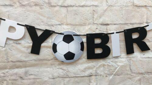 Personnalisé NUFC Football Newcastle United anniversaire Bruant PARTI FC Bannière 1st