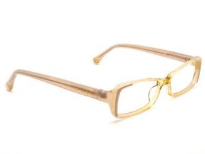 d9993eea4a93 Image is loading Michael-Kors-Eyeglasses-MK221-220-Clear-Cream-Rectangular-
