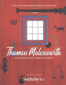 Sotheby-039-s-New-York-Thomas-Molesworth-American-West-Bloom-Collection-HB