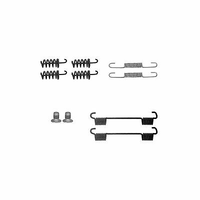 Mercedes C-Class W203 C220 CDi Genuine Mintex Rear Handbrake Shoe Accessory Kit