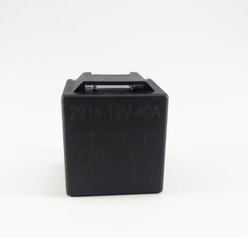 40 or 100a 5 pins-normally open//close Relay 12v