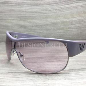195e2dbc49a26 Emporio Armani EA 9240 S Sunglasses Lilac Ruthenium AYLV6 Authentic ...