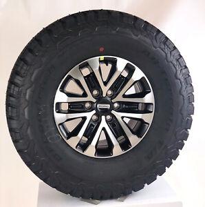 """Ford F150 Factory Rims For Sale >> 2019 Ford F150 Raptor 17"""" SVT OEM Wheels 315/70R17 BFG Tires New Takeoff Set   eBay"""