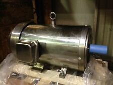 CS7.52433 Stainless Steel Reliable Electric Motor - 3450RPM 7.5HP 213TC 230/460