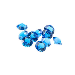Origami Owl Stardust Swarovski Crystals {Capri Blue)