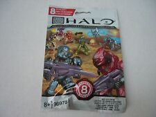 Mega Bloks Halo Series 8 Promethean Crawler Minifigure New & Sealed