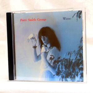 Patti-Smith-Vague-Musique-Album-CD-Bon-Etat