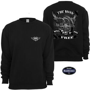 The Will modèle Road Chopper Biker Schwarz Moderne scolaire Hd Set Sweat CwS0nqzx