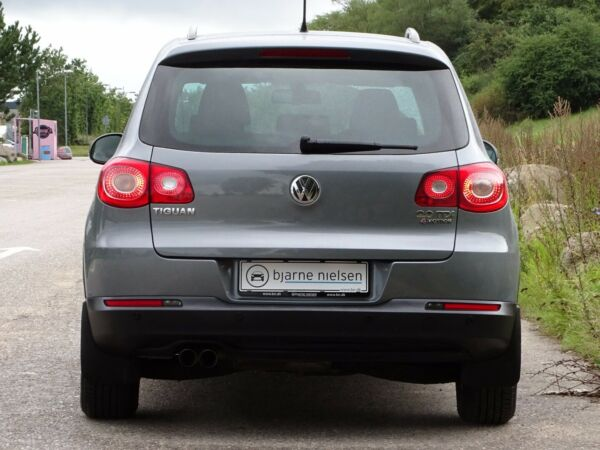 VW Tiguan 2,0 TDi 140 Sport & Style Tiptr 4M - billede 4