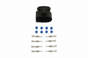 Conectar 3738585pc Para Conector Macho Eléctrico VW 2.8mm Kit de 8 Pines