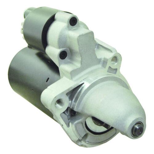 Starter 17702N,12-41-7-515-396 Fits 01-06 BMW 325I 2.5 RWD 04-06 X3 2.5 AWD