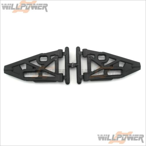 Front Lower Arms Suspension #TMS-30B HongNor CRT.5//NEXX10 RC-WillPower