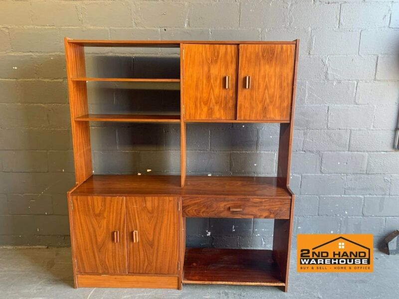 Wooden Display Cabinet - A30764