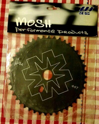MOSH 44T Sprocket Chainwheel OLD MID SCHOOL BMX Flatland HB Morales GT HOFFMAN