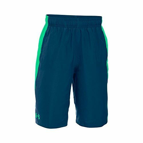 Pick SZ//Color. Under Armour Apparel Boys Impulse Woven Shorts