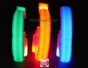 USB-Rechargeable-LED-Light-Up-Flashing-Dog-XS-Collar-Full-Plain-6-Colours-SALE