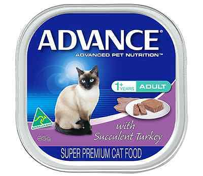 Relieving Rheumatism Alert Advance Cat Succulent Turkey 7x85g