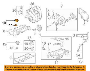 GM OEM-Engine Oil Filler Cap 12642163