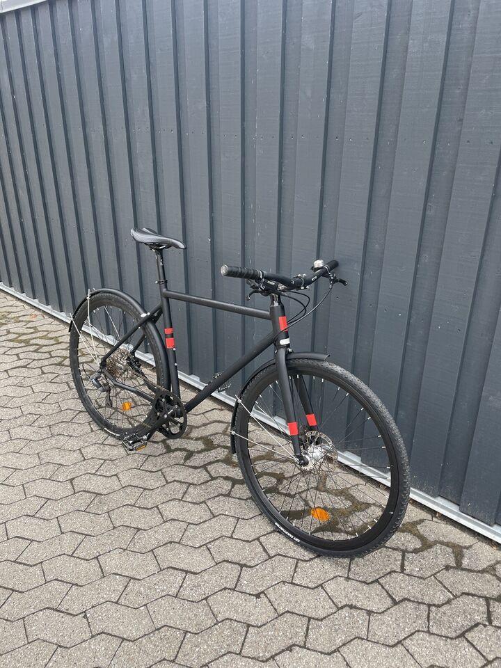 Herrecykel, Kildemoes 308, 8 gear