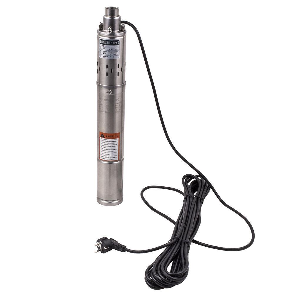 3  pozo hondo bomba pozo bomba bomba de agua bomba de tubo de 3 pulgadas de 1020 l h