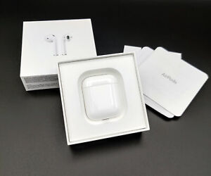 Excellent Apple Airpods 1st Gen Mmef2am A Wireless Bluetooth