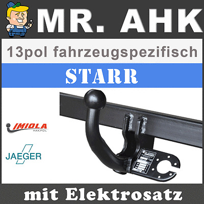E-Klasse Limousine 06.1995-03.2002 AUTO HAK Anhängerkupplung starr 7polig AHK
