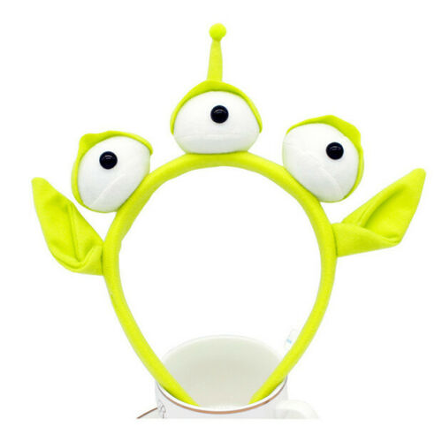Toy Story 4 Alien Three Eyes Hairband Headwear Cosplay Accessories Prop Gift